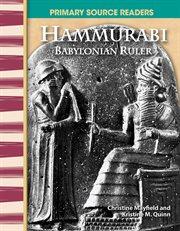 Hammurabi : Babylonian ruler cover image