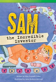 Sam the incredible inventor cover image