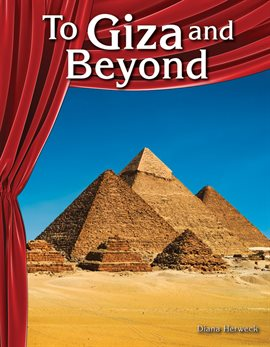 Cover image for To Giza And Beyond