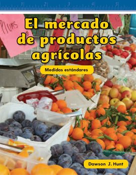 Cover image for El Mercado De Productos Agrícolas