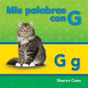 Mis palabras con g cover image