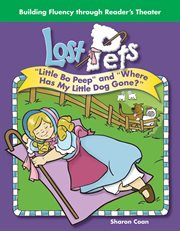 """Lost pets : """"Little Bo Peep"""" and """"Where has my little dog gone?"""" cover image"""