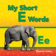My short E words cover image