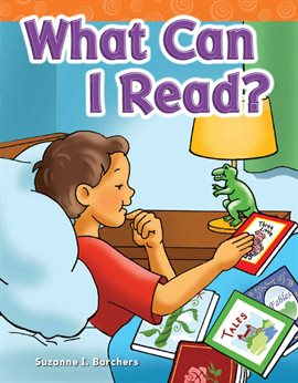 Cover image for What Can I Read?