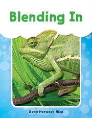 Blending in cover image