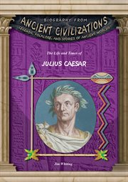 The life and times of Julius Caesar cover image
