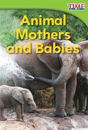 Animal mothers and babies cover image