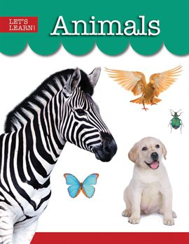 Cover image for Animals
