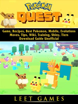 Cover image for Pokemon Quest