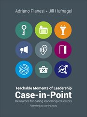 Teachable Moments of Leadership