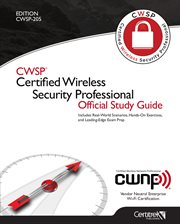Cwsp'  Certified Wireless Security Professional Official Study Guide