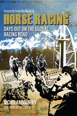 Cover image for Postcards from the World of Horse Racing