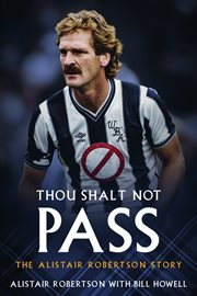 THOU SHALT NOT PASS cover image