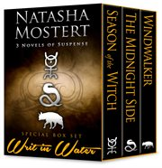 Writ in water: 3 novels of suspense : special box set ; Season of the witch ; The midnight side ; Windwalker cover image