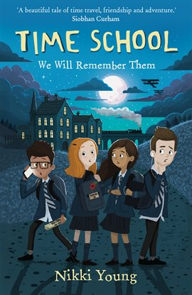 Cover image for Time School: We Will Remember Them