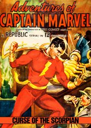 Adventures of Captain Marvel. Season 1 cover image