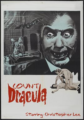 Count Dracula / Christopher Lee