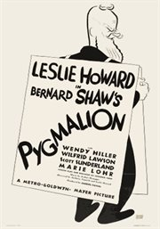 Bernard Shaw's Pygmalion cover image