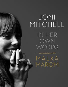 Cover image for Joni Mitchell