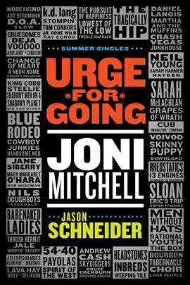 Cover image for Urge for Going: Joni Mitchell
