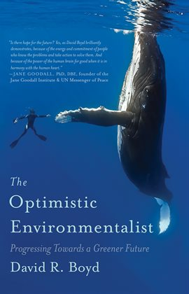 Cover image for The Optimistic Environmentalist