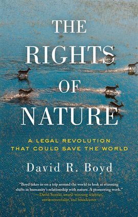 Cover image for The Rights of Nature