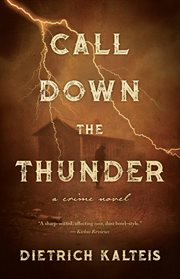 Call down the thunder : a crime novel cover image