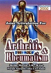 Arthritis and Rheumatism With Melva Martin