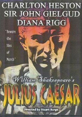 Cover image for William Shakespeare's Julius Caesar