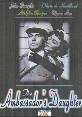Cover image for The Ambassador's Daughter