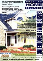 Positive Home Solutions - Basic Home Remodeling