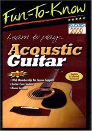 Fun-to-know - Learn to Play Acoustic Guitar