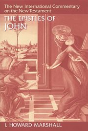 The epistles of john cover image