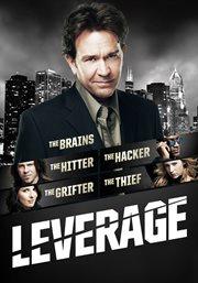 Leverage. Season 2 cover image