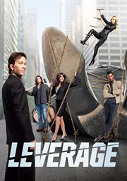 Leverage Season 3 cover image