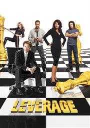 Leverage. Season 4 cover image
