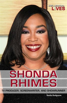 Cover image for Shonda Rhimes