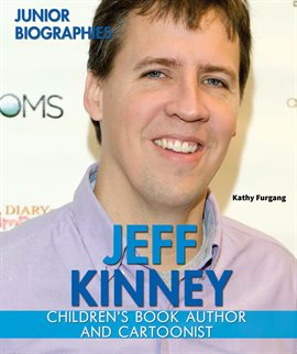 Cover image for Jeff Kinney