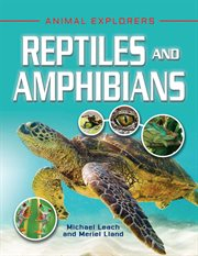 Reptiles and amphibians cover image