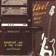 Live! Fillmore West 1969