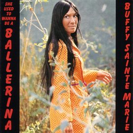 Cover image for She Used To Wanna Be A Ballerina