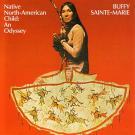Cover image for Native American Child:  An Odyssey