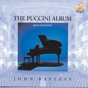 The puccini album: arias for piano cover image