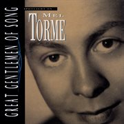 Great gentlemen of song / spotlight on mel torme cover image