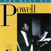The best of bud powell cover image