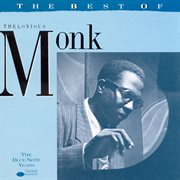 The best of thelonious monk cover image