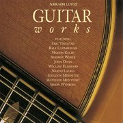 Guitar works cover image