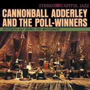 Cannonball adderley and the poll winners cover image