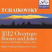 1812 overture/romeo & juliet cover image