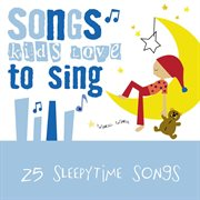 25 sleepytime songs cover image